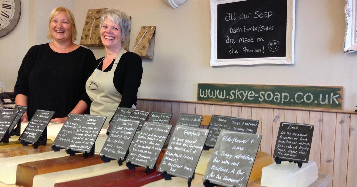 Isle of Skye Soap Company