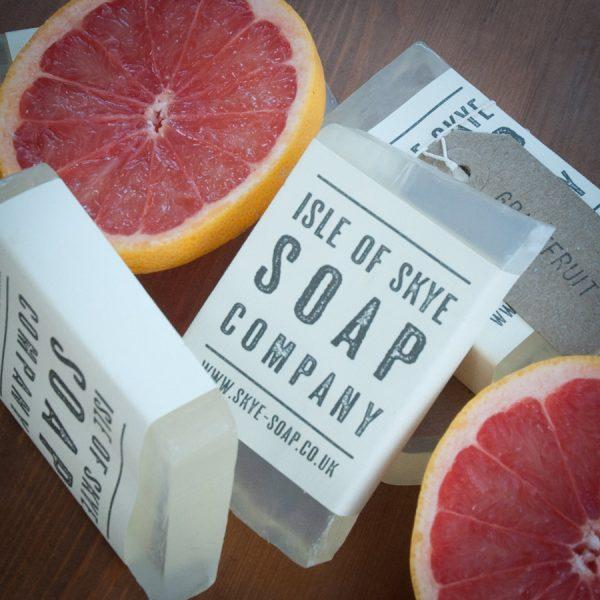 Grapefruit Soap
