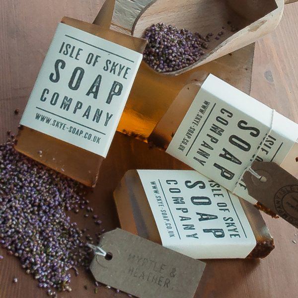 Heather & Myrtle Soap