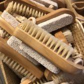 Pumice Nail Brush