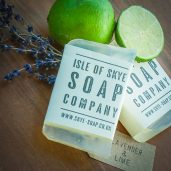 Lavender & Lime Soap