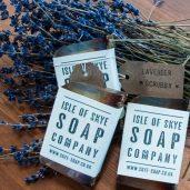 Lavender Scrubby Soap