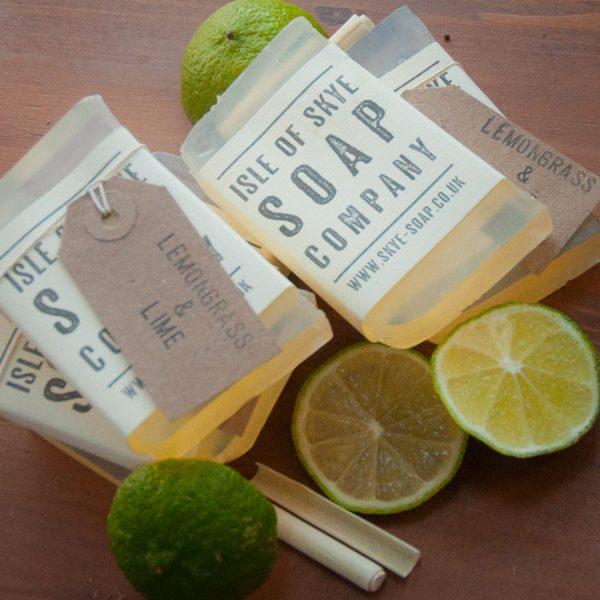 Lemongrass & Lime Soap