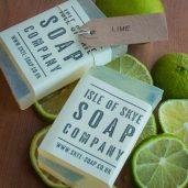Lime Soap - Skye Range