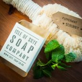 Peppermint Scrubby