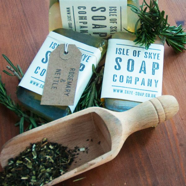 Rosemary & Nettle Soap