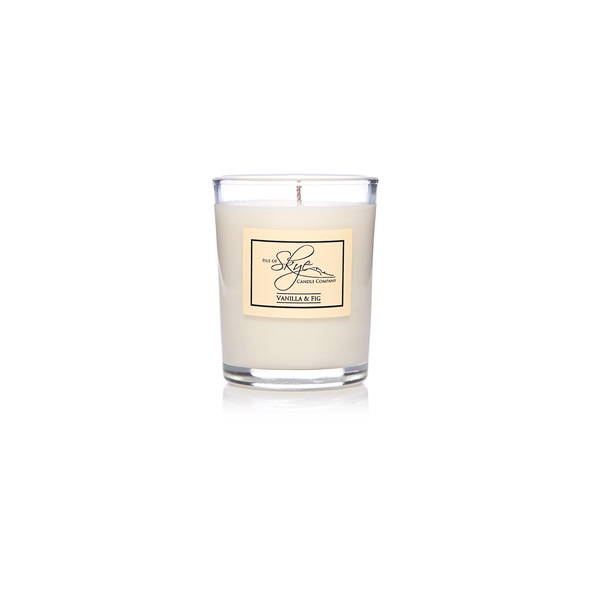 Vanilla and Fig Votive Candle