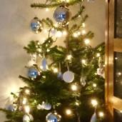 Skye Christmas tree
