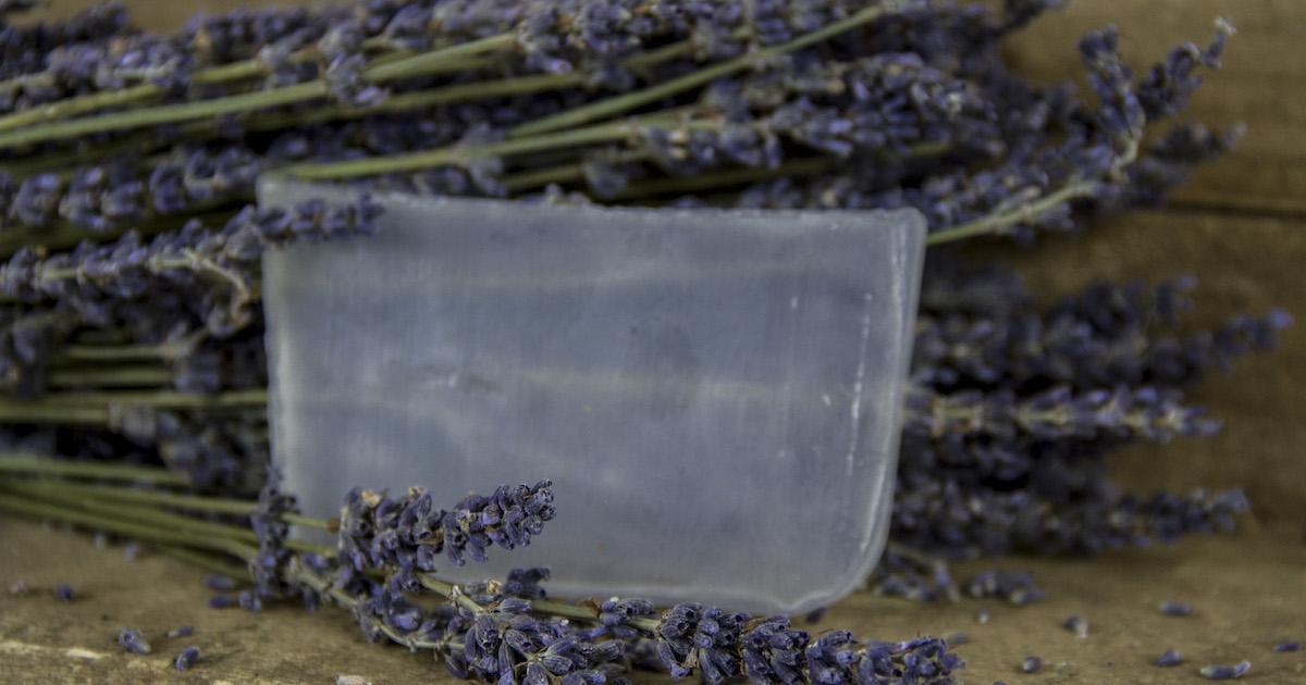 skye soap lavender