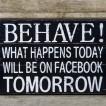 skye soap sign behave facebook background